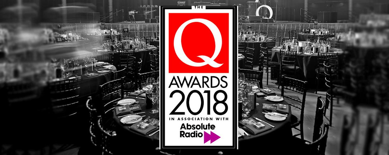 Q Awards 2018