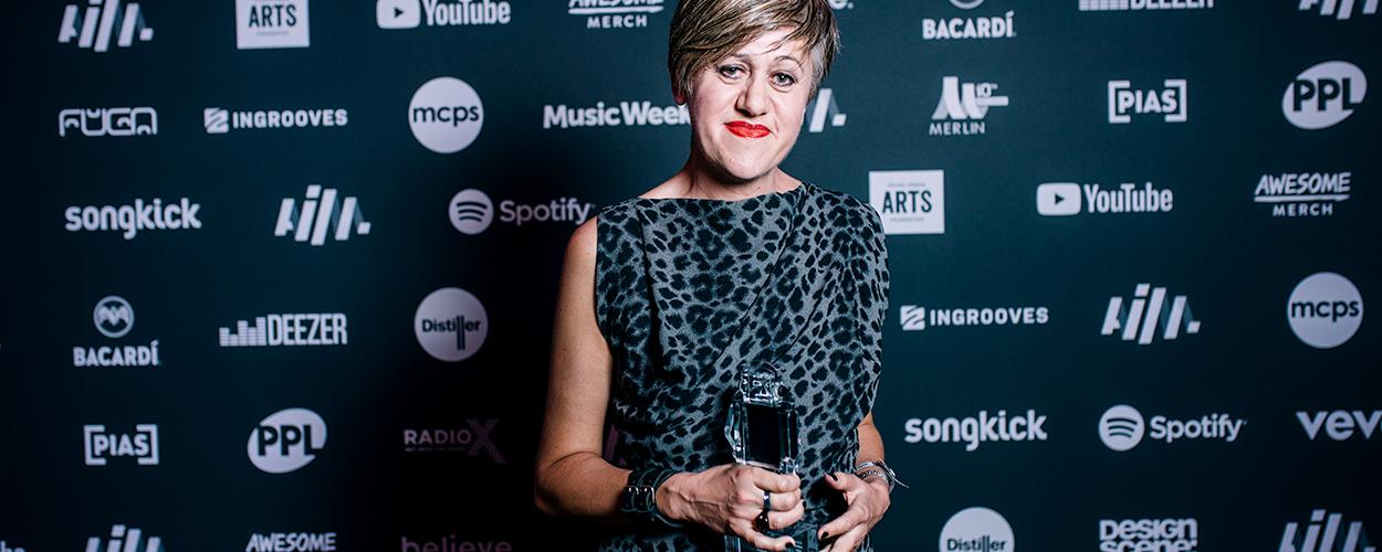 Tracey Thorn / AIM Awards