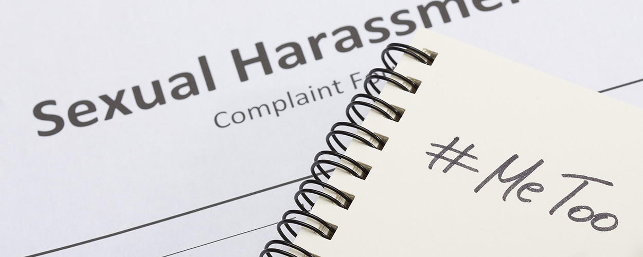 Sexual Harassment #MeToo