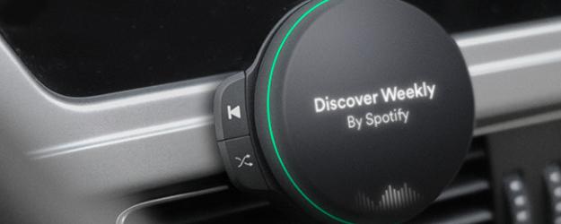Spotify In-car