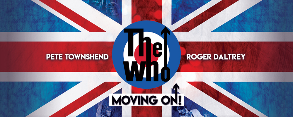 The Who - Moving On
