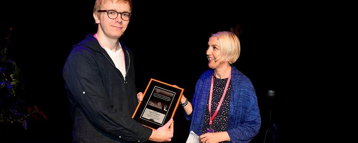 Markus Tobiassen and Helen Smith
