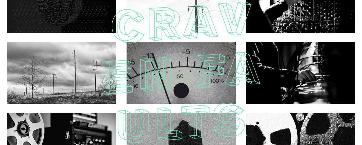 Craven Faults logo