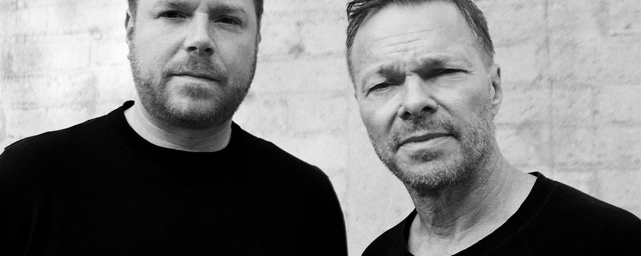 Mark Gillespie & Pete Tong