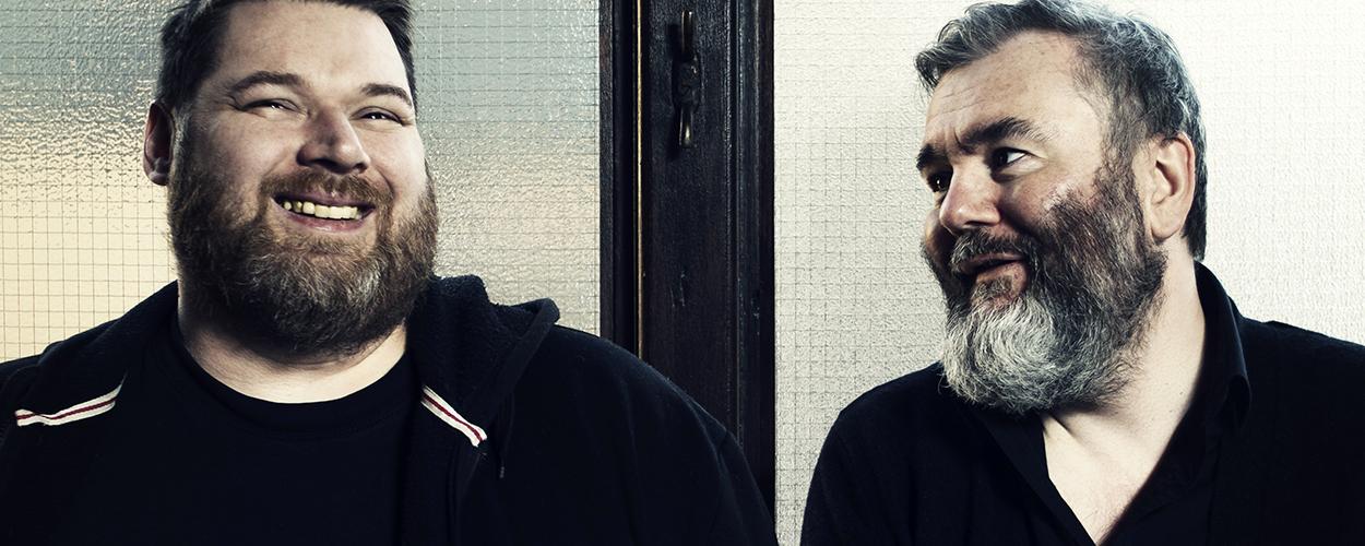 RM Hubbert & Aidan Moffat
