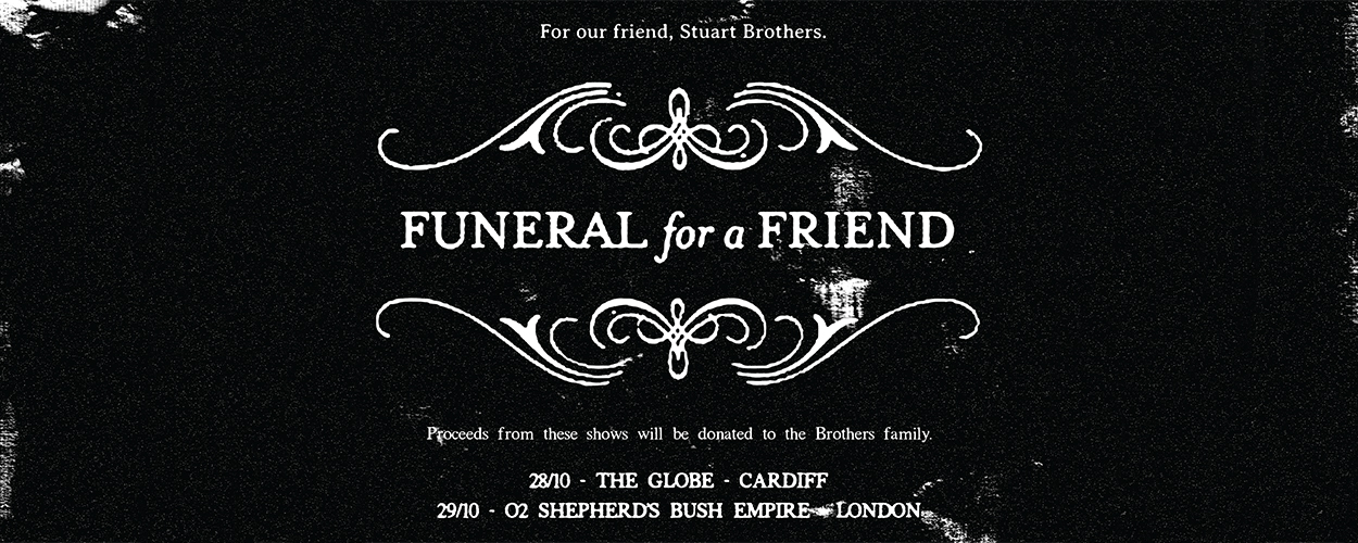 Funeral For A Friend 2019 shows