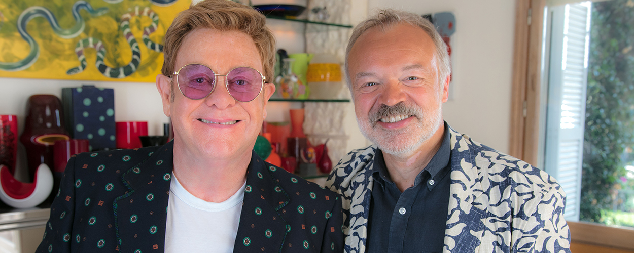 Elton John & Graham Norton