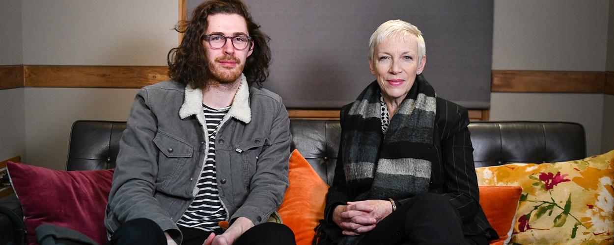 Hozier & Annie Lennox