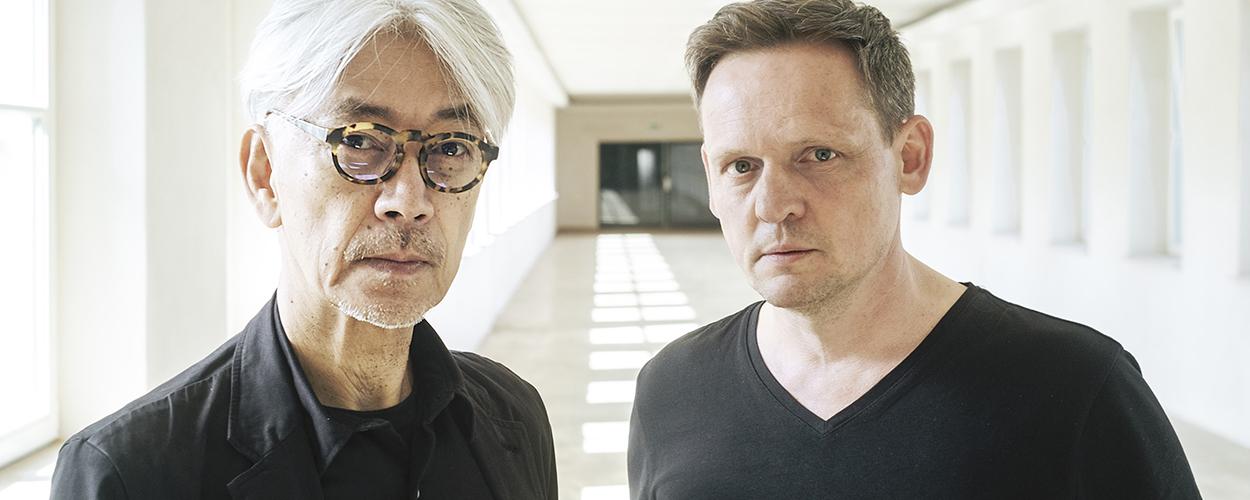 Ryuichi Sakamoto & Alva Noto
