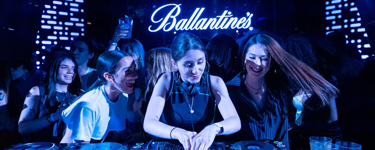 Boiler Room x Ballantine's
