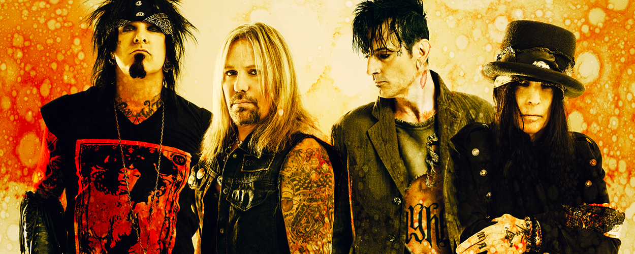 """Mötley Crüe destroy """"touring cessation"""" agreement in order to come out of retirement 