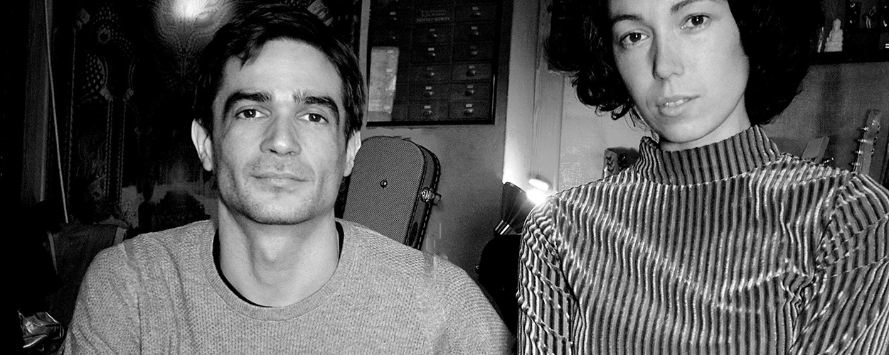 Jon Hopkins and Kelly Lee Owens release new collaboration, Wustoo