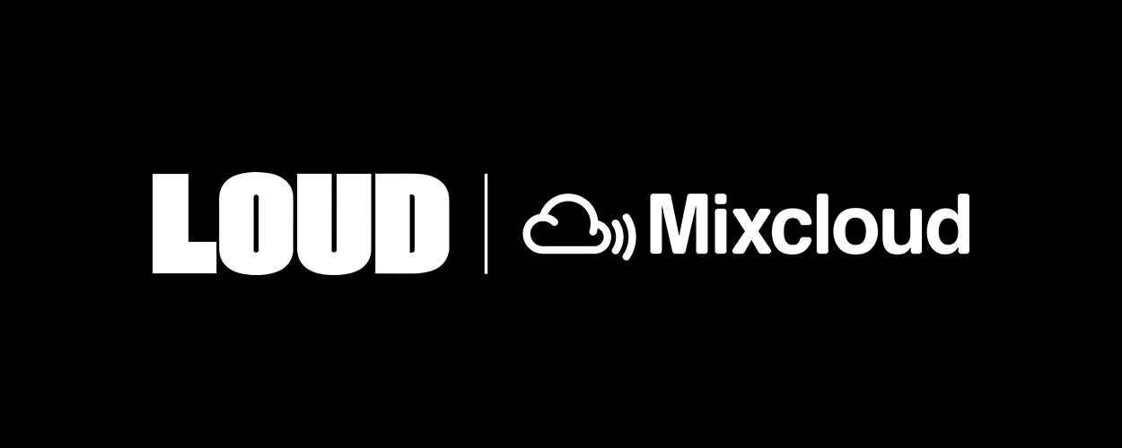 Mixcloud Loud
