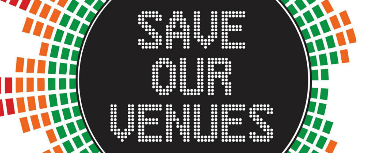 #saveourvenues