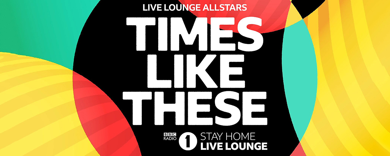 Stay Home Live lounge