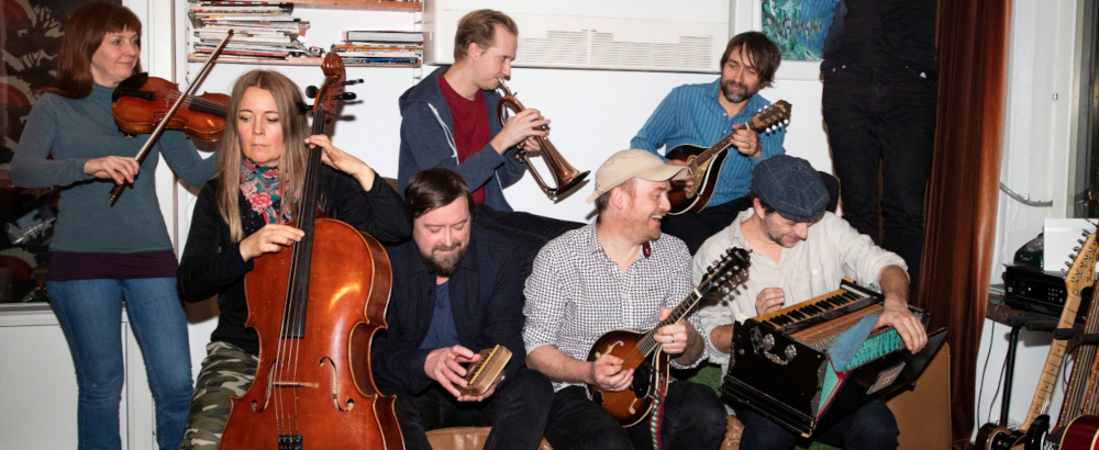 James Yorkstone and the Second Hand Orchestra