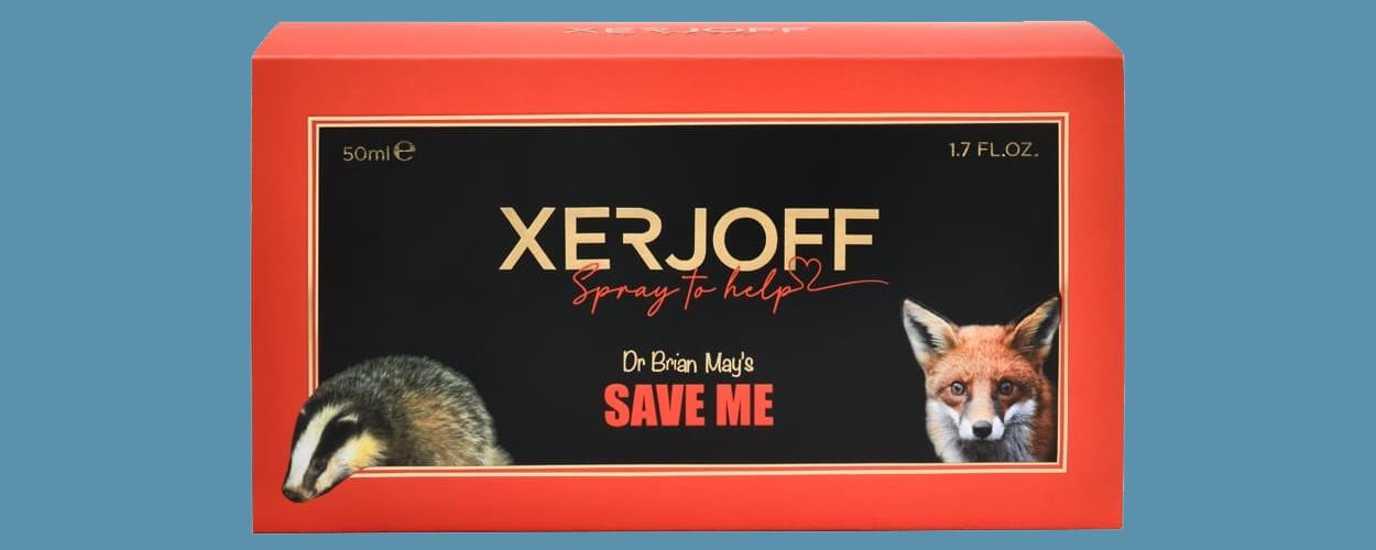Brian May Save Me perfume