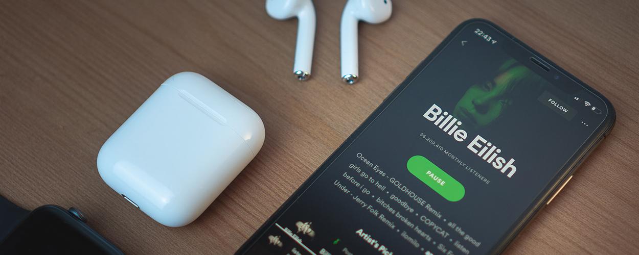 Billie Eilish / Spotify