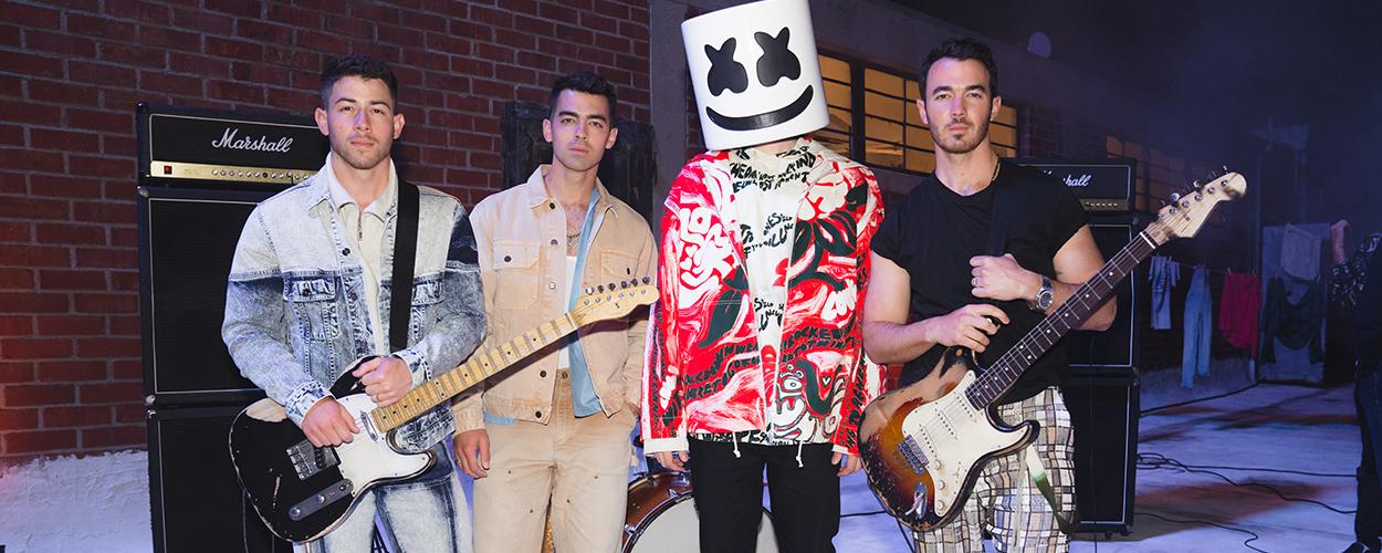 Marshmello & The Jonas Brothers