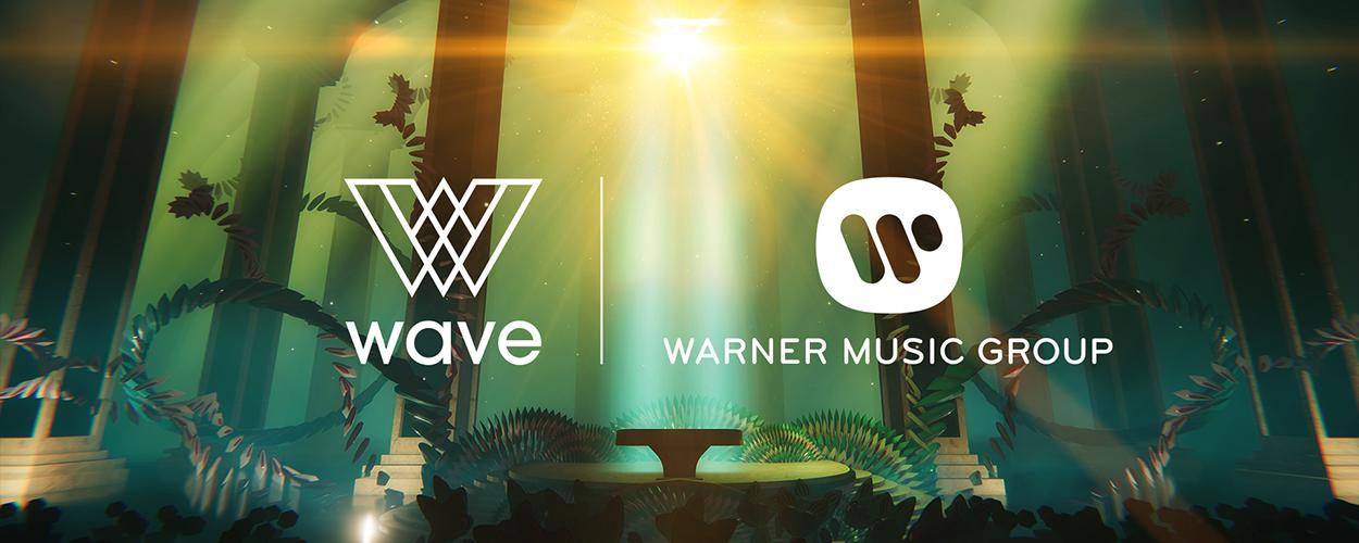 Wave x WMG