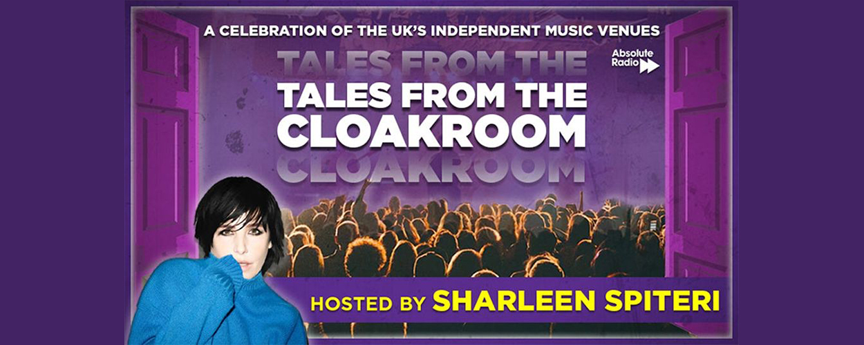 Tales From The Cloakroom