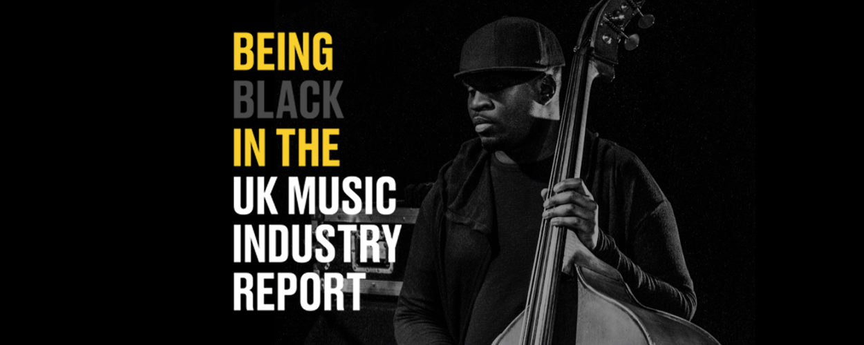 Being Black In The Music Industry report